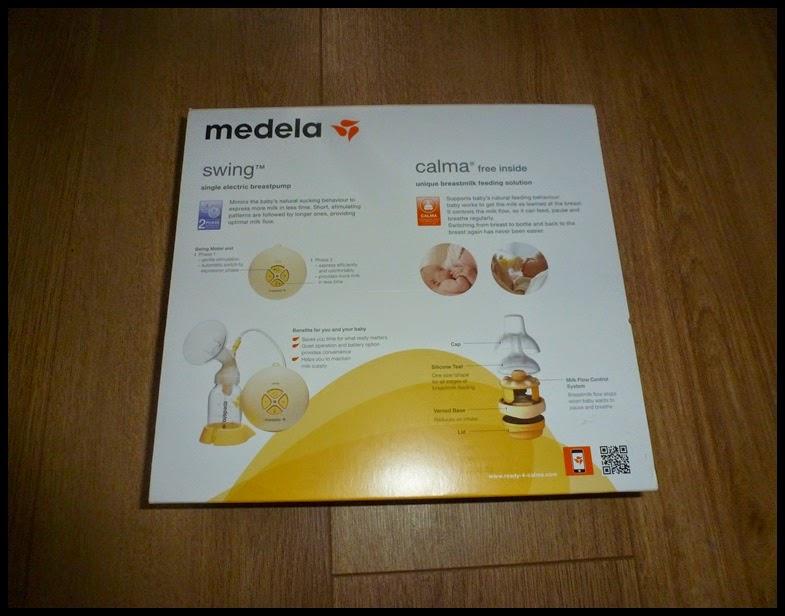 Review Medela Swing Electric Breast Pump Fayeee34